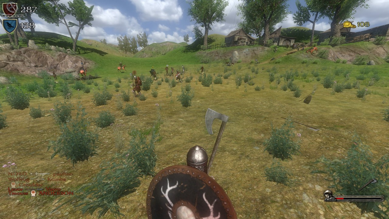 mount and blade.warband патч 1.134