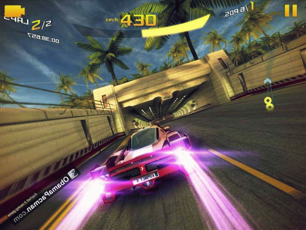 Скачать игру Speed Night 3 : Asphalt Legends на …