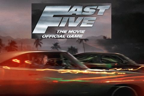 Fast Five the Movie: Official Game HD скачать для android