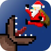 Super Mega Worm Vs Santa: Saga ������� �� �������