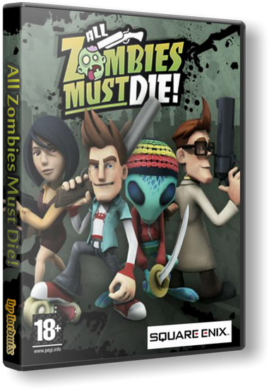 All Zombies Must Die играть онлайн
