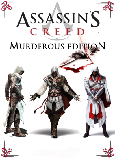 Assassin's Creed Murderous Edition (RUS) для PC бесплатно