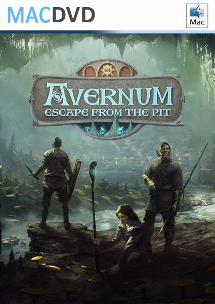 Avernum: Escape from the Pit играть онлайн