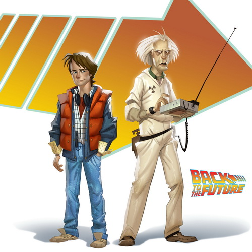 Back to the Future: The Game - Episode 3: Citizen Brown играть онлайн