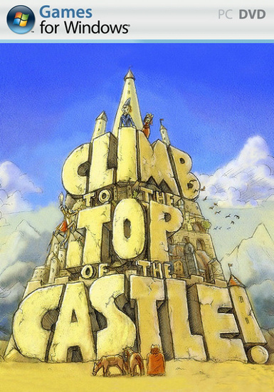Climb to the Top of the Castle! играть онлайн