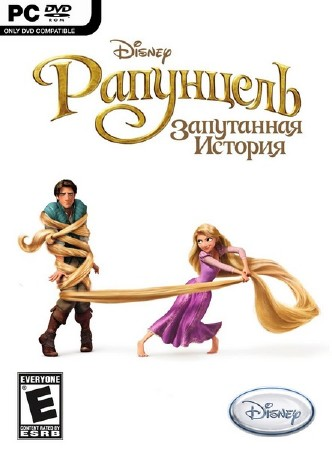 Disney Tangled: The Video Game (RUS) играть онлайн