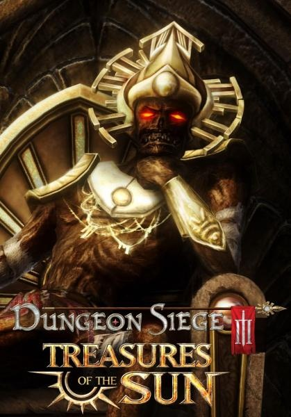 Dungeon Siege III: Treasures Of The Sun (RUS) играть онлайн