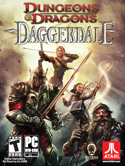 Dungeons and Dragons: Daggerdale играть онлайн