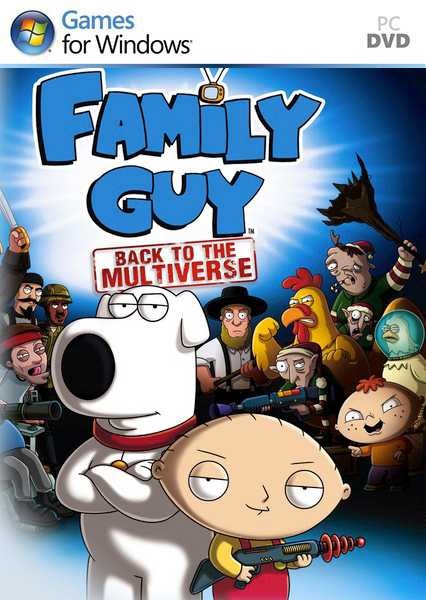 Family Guy Back to the Multiverse играть онлайн