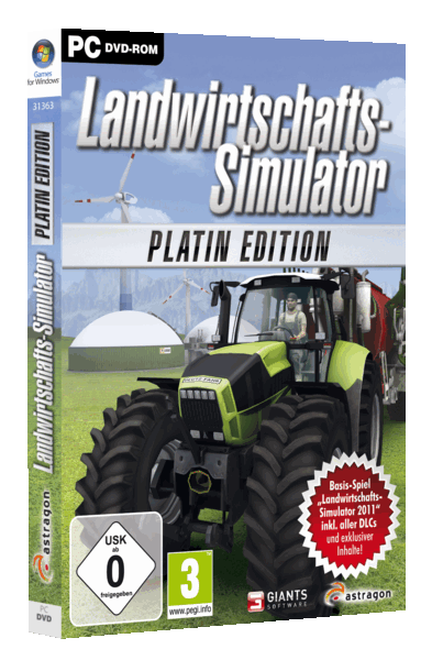 Farming Simulator. Platinum Edition играть онлайн
