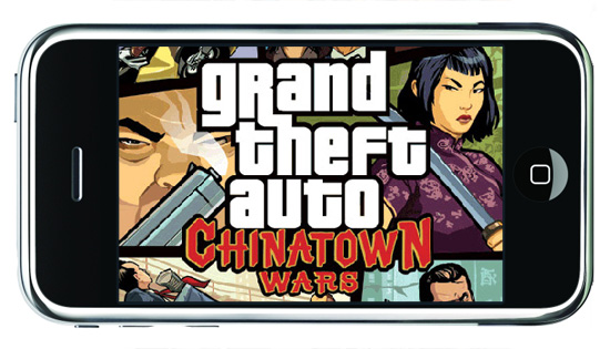 Grand Theft Auto: Chinatown Wars играть онлайн