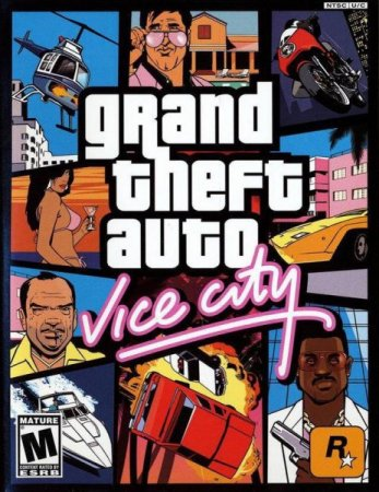 Grand Theft Auto: Vice City HD играть онлайн