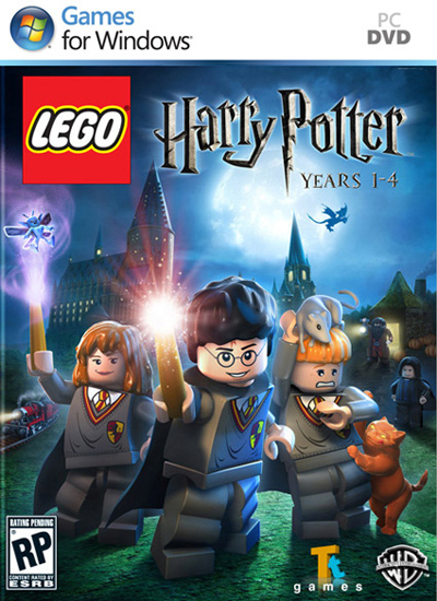 LEGO Harry Potter: Years 1-4 играть онлайн