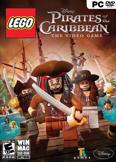 LEGO Pirates of the Caribbean: The Video Game играть онлайн