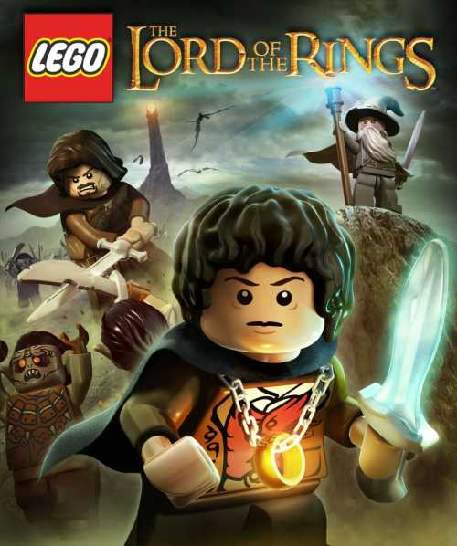 LEGO The Lord of the Rings для PC бесплатно