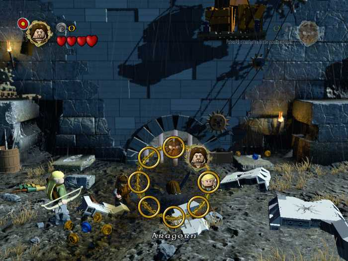 Скачать LEGO The Lord of the Rings для PC бесплатно