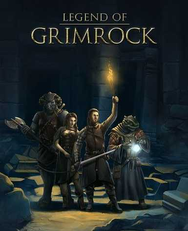 Legend of Grimrock играть онлайн