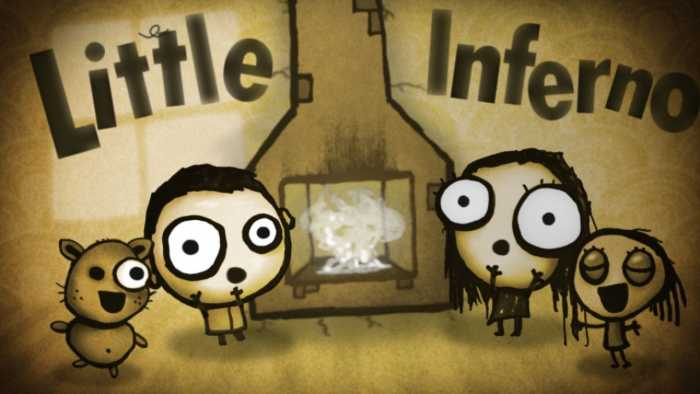 Little Inferno для PC бесплатно
