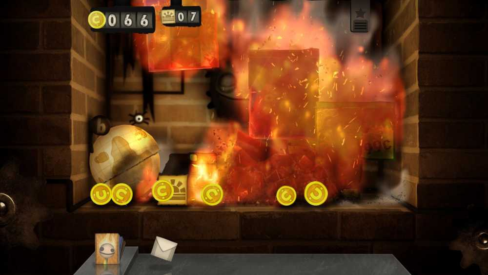 Скачать Little Inferno для PC бесплатно