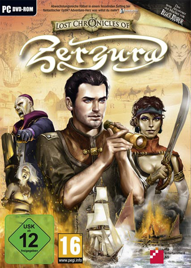 Lost Chronicles of Zerzura играть онлайн