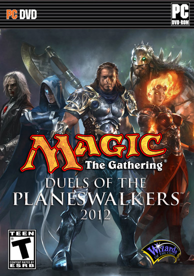 Magic The Gathering Duel of the Planeswalkers играть онлайн