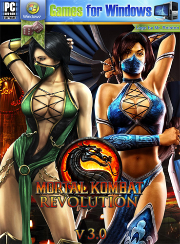 Mortal Kombat Revolution играть онлайн