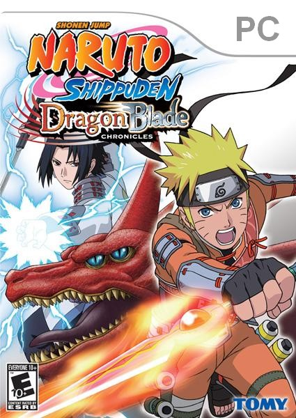 Naruto Shippuden: Dragon Blade Chronicles для PC бесплатно