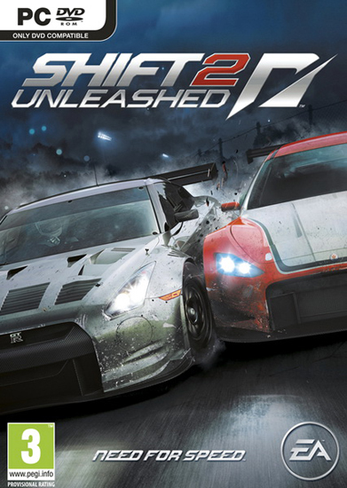 Need for Speed Shift 2: Unleashed. Limited Edition играть онлайн