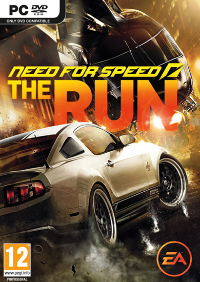 Need for Speed: The Run. Limited Edition (RUS) для PC бесплатно