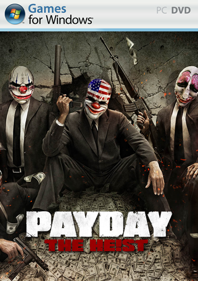 PAYDAY: The Heist играть онлайн