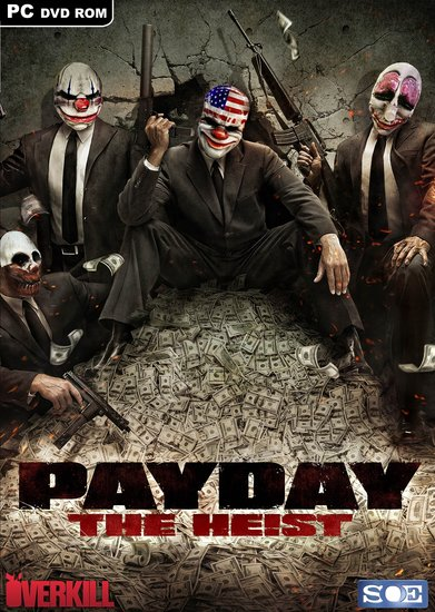 Payday: The Heist (RUS/ENG) играть онлайн