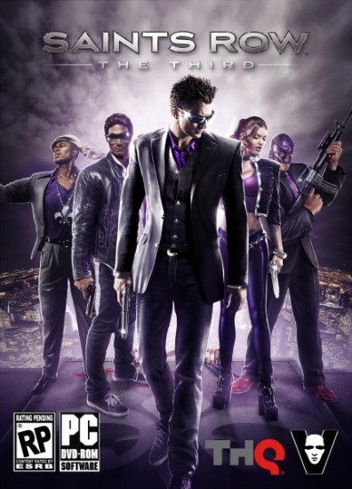 Saints Row: The Third играть онлайн