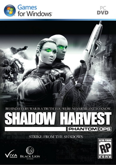 Shadow Harvest: Phantom Ops играть онлайн