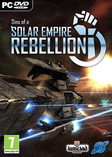 Sins of a Solar Empire: Rebellion играть онлайн