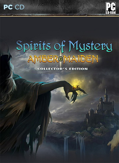 Spirits of Mystery: Amber Maiden Collector's Edition (RUS/ENG) играть онлайн