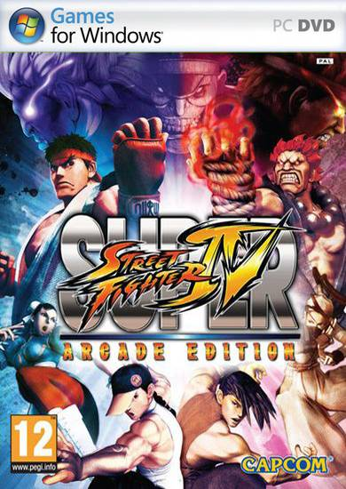 Super Street Fighter IV: Arcade Edition играть онлайн
