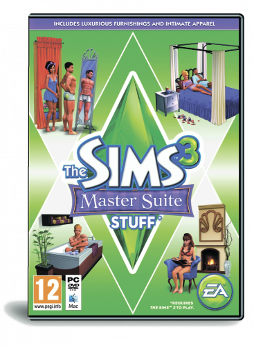 The Sims 3: Master Suite Stuff играть онлайн