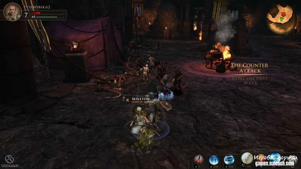 Dungeons and Dragons: Daggerdale для PC бесплатно