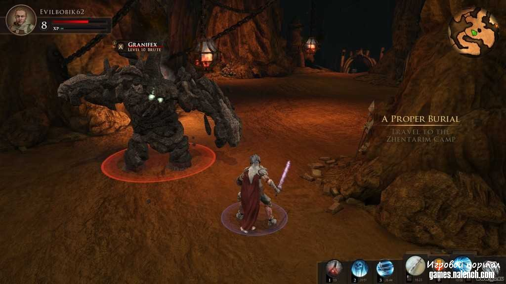 Скачать Dungeons and Dragons: Daggerdale для PC бесплатно