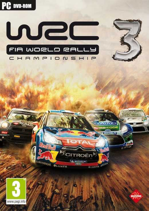 WRC 3: FIA World Rally Championship играть онлайн