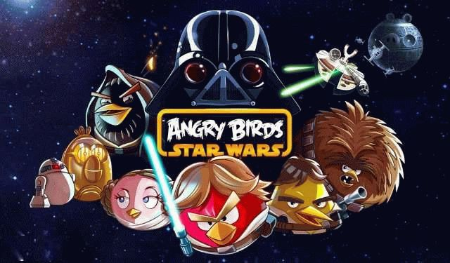 Angry Birds Star Wars HD для android бесплатно