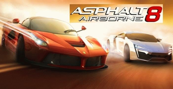 игры на андроид asphalt 6 adrenaline - YouTube