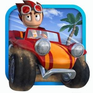 Beach Buggy Blitz играть онлайн