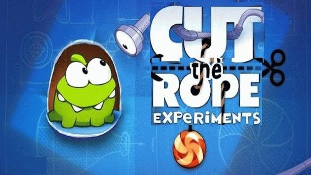 Cut the Rope: Experiments скачать для android