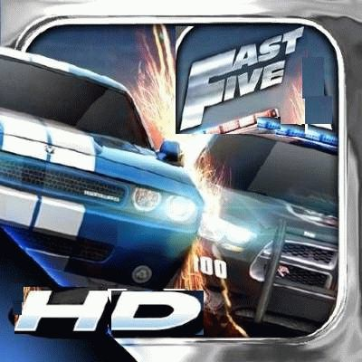 Fast Five the Movie: Official Game HD играть онлайн