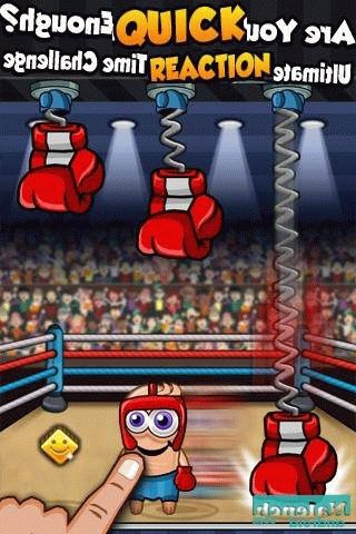 Скачать Finger Slayer boxer для android бесплатно