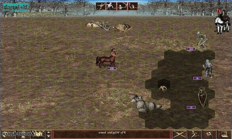 Скачать Heroes of Might and Magic III для android бесплатно