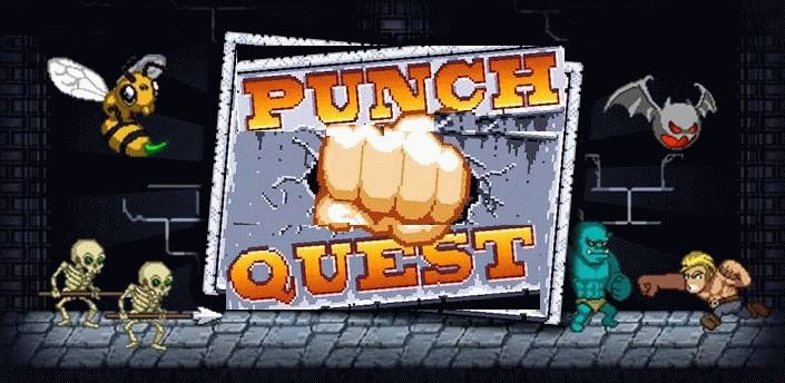 Punch Quest для android бесплатно