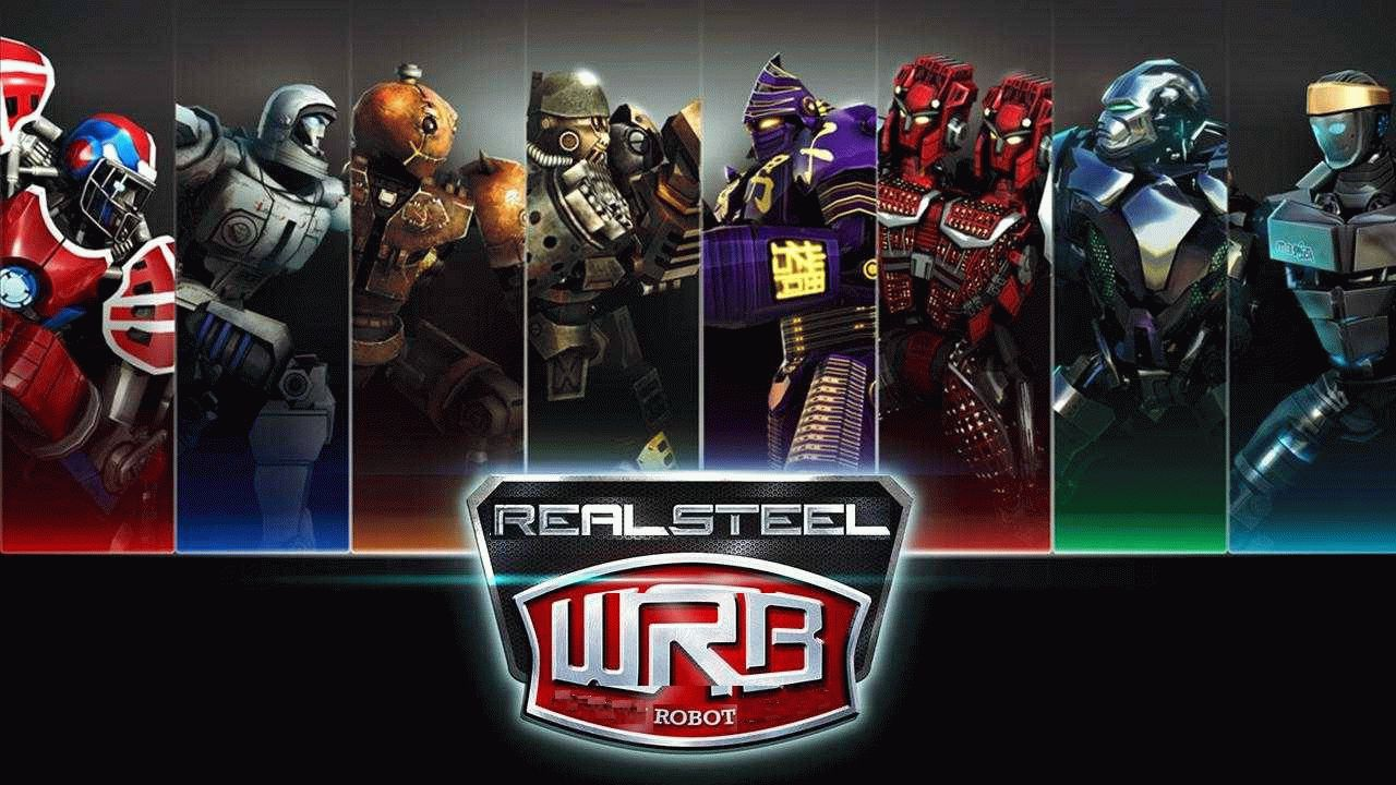 Real Steel World Robot Boxing скачать для android