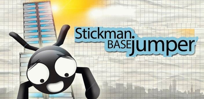 Stickman Base Jumper для android бесплатно